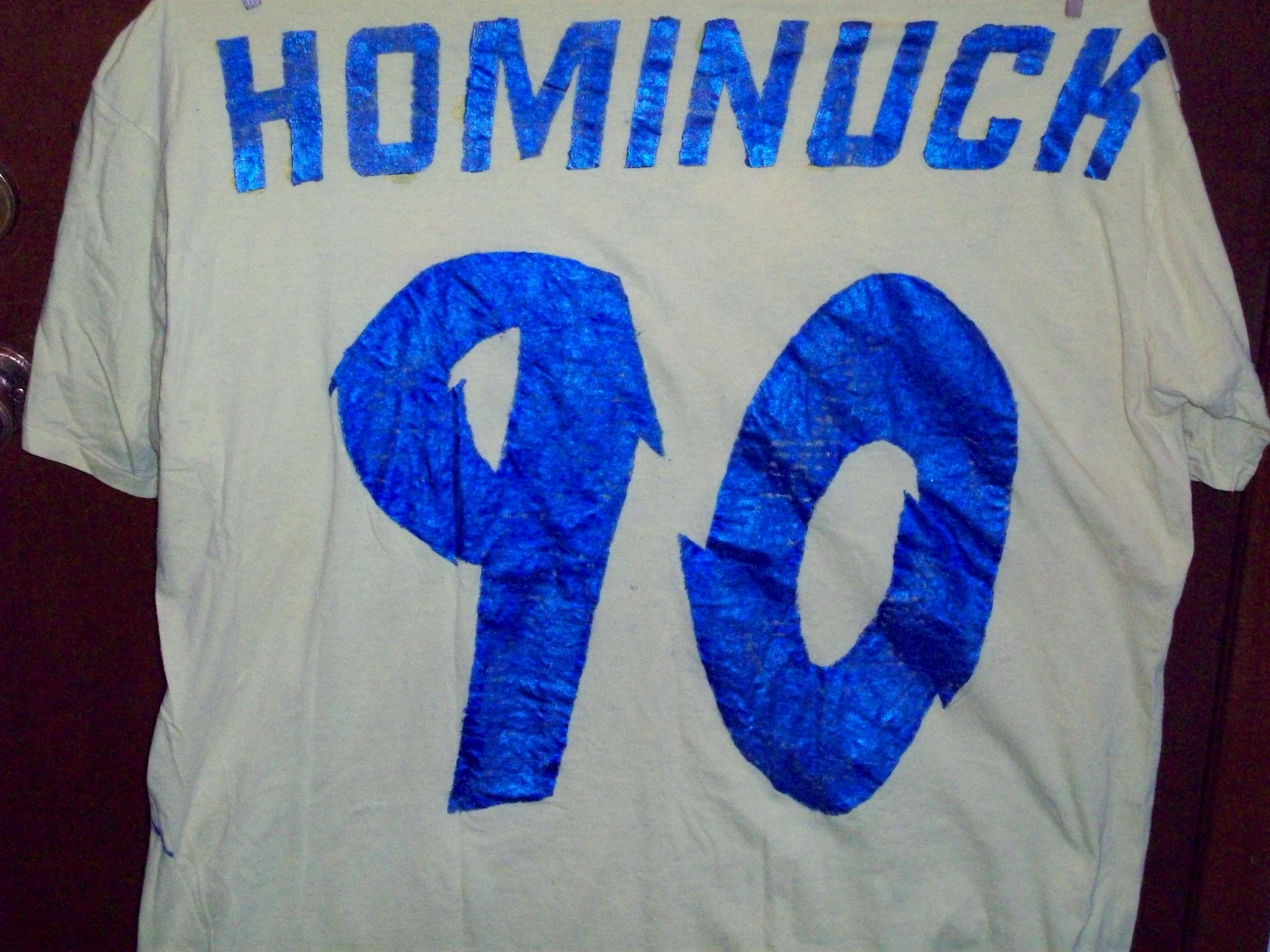 90 - Mike Hominuck